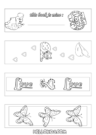 free printable coloring valentine bookmarks hearts bookmarks