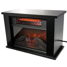 Infrared Heater Fireplace by Life Pro Mini Fireplace Infrared Heater U2013 Energy Efficient