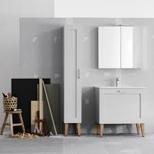Narrow Bathroom Vanity by Bathroom Amazing Narrow Bathroom Cabinet Design Narrow Cabinet
