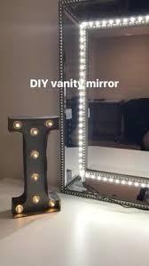 led vanity light strip 17 diy vanity mirror ideas to make your room more beautiful lights