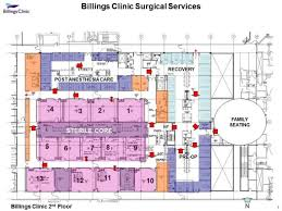 Physical Therapy Clinic Floor Plans 13 5 Million Project Underway To Expand Renovate Billings Clinic