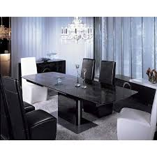 Lacquer Dining Room Sets Dining Room Creative Black Lacquer Dining Room Chairs Home
