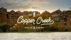 explore new copper creek villas u0026 cabins disney vacation club