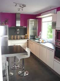 cuisine et couleurs meuble de cuisine blanc quelle couleur collection et couleur mur