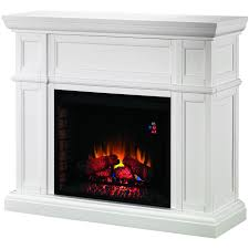 fresh large antique white electric fireplace 8857