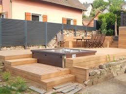piscine sur pilotis conceptions réalisations et installation originales de terrasses