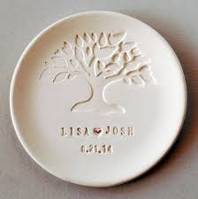 Wedding Gift Cost Wedding Favor Wedding Gift Ring Dish Personalized Bridesmaids