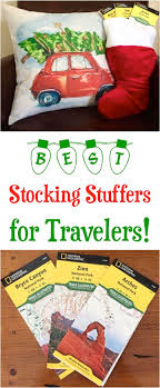 fun stocking stuffers 33 stocking stuffer ideas for travelers genius gifts never