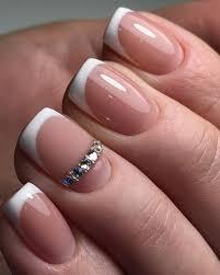 Rhinestone Nail Design Ideas Best 10 Diamond Nail Designs Ideas On Pinterest Nail Designs