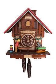 quilt shop cuckoo clock