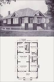 chicago bungalow floor plans 223 best 1900 1935 bungalow images on craftsman