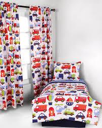 Toy Story Crib Bedding Amazon Com Transporation Multicolor 4 Pc Todler Bedding Set