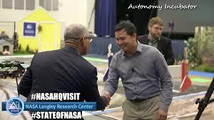 autonomy incubator 2016 02 09 nasa administrator charles bolden