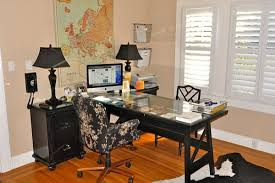 Two Person Home Office Desk 16 Home Office Desk Ideas For Two