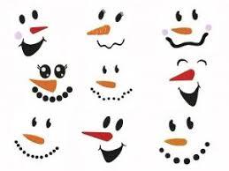 the 25 best snowman faces ideas on pinterest wood snowman