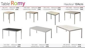 hauteur table cuisine table cuisine hauteur de newsindo co