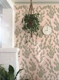 New Wall Design by New Stencil Launch A Sale For You Going Home To Roost