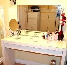 white makeup vanity table white makeup vanity table must see glass top white makeup vanity
