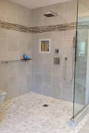 how to remodel an odd shaped custom shower stall one level waterproof shower system for easy entry and safety innovate building solutions