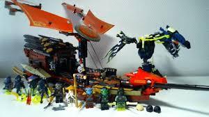 Picwic Lego by Lego Ninjago Video Review Final Flight Of Destiny U0027s Bounty