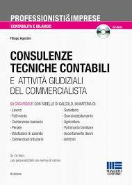maggioli editore sede consulenze tecniche contabili casi risolti con tabelle di calcolo