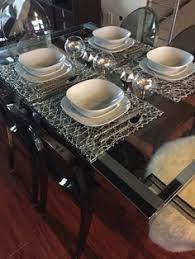 ikea glivarp extendable table ikea glivarp expandable glass dining table sweet home pinterest