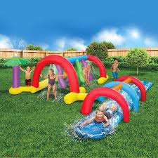 toys u0026 hobbies water slides find offers online and compare