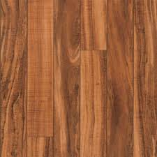 Distressed Laminate Flooring Home Depot Pergo Xp Hawaiian Curly Koa Laminate Flooring 5 In X 7 In Take
