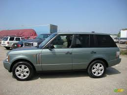green land rover 2004 giverny green metallic land rover range rover hse 35788266
