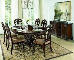 w round dining table deryn park by homelegance el 2243 76 set
