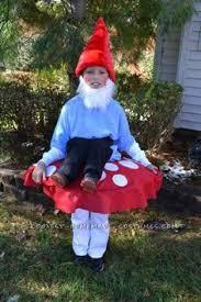 Gnome Halloween Costume Toddler Poisonous Mushroom Halloween Halloween