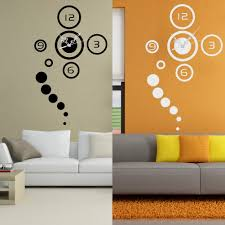 Modern Wall Stickers For Living Room Modern Art Mirror Promotion Shop For Promotional Modern Art Mirror