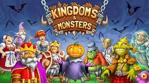 jeux de bisou au bureau application kingdoms monsters sur iphone et android
