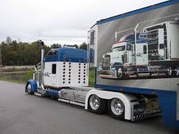 ilusiones opticas trailer kenworth w900l trucks pinterest carretilla ilusiones ópticas