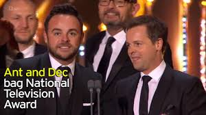 who has won the ntas 2017 results in full for all the national