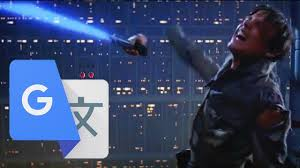 Japanese Father Meme - darth vader is luke s father but it s dubbed by japanese google