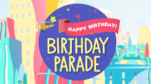 birthday parade sprout