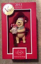 lenox disney ornaments ebay