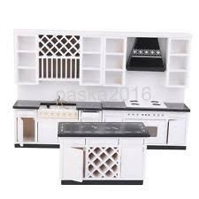dollhouse kitchen furniture artist made dollhouse kitchen sets ebay