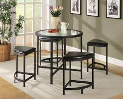 glass pub table and chairs modern glass bar table kitchen bar tables black with modern glass
