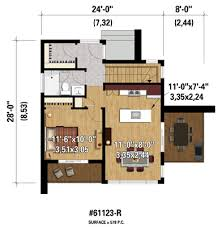 superficie chambre plan de chalet la terre de chez nous