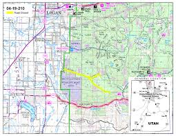County Map Of Utah by Uinta Wasatch Cache National Forest News U0026 Events