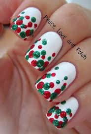142 best christmas nails images on pinterest christmas nails