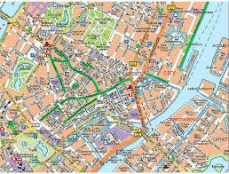 map of copenhagen maps of scandinavia