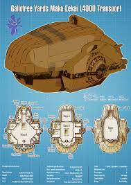gallofree maka eekai deckplan star wars ships deckplans
