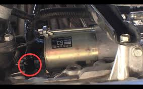 detailed starter motor replacement honda civic crv element fix
