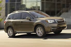 subaru forester 2017 subaru forester suv pricing for sale edmunds