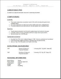 education resume template secondary education resume best resume collection