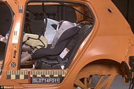 crash test siege auto 2013 parents urged to replace dangerous babystart child car seat that