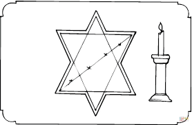 holocaust memory coloring page free printable coloring pages